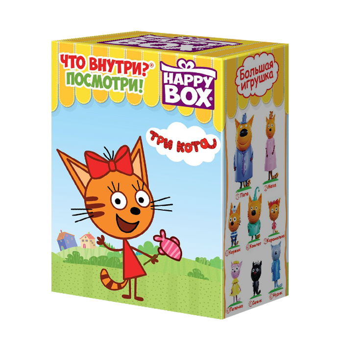 Happy Box «Три Кота»